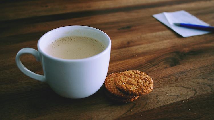 coffee-news time, posticipare